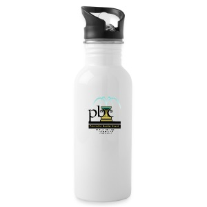 PBC Ministries Flowing Fountain - Water Bottle (White) - Water Bottle