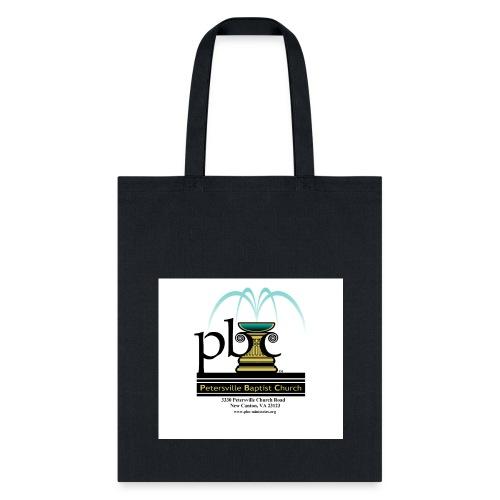 PBC Ministries Flowing Fountain - Shopping Bag - Tote Bag