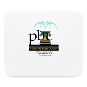 PBC Ministries Flowing Fountain - Mouse Pad - Mouse pad Horizontal