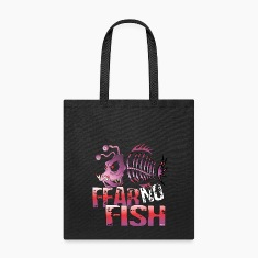 Fear No Fish Bags & backpacks
