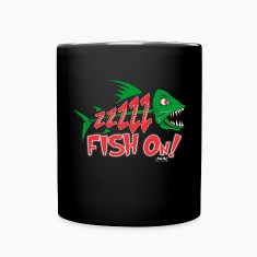 Fish On! Mugs & Drinkware