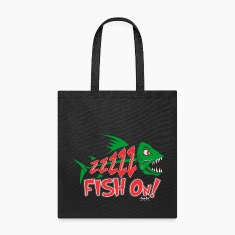 Fish On! Bags & backpacks