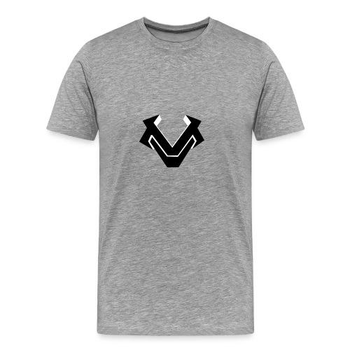 Virge Gray TShirt - Men's Premium T-Shirt