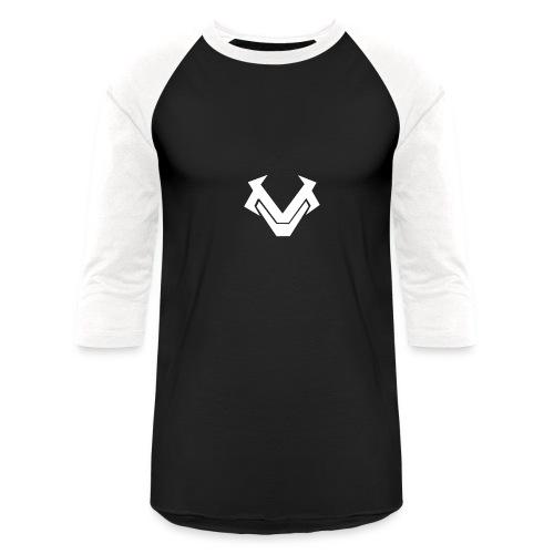 Virge Black And White Shirt - Baseball T-Shirt