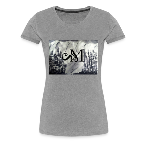 Landscape Logo Tee - Women's Premium T-Shirt