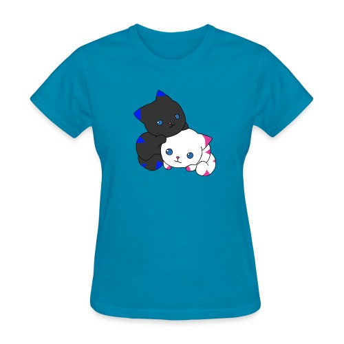 Kitty cat - Women's T-Shirt
