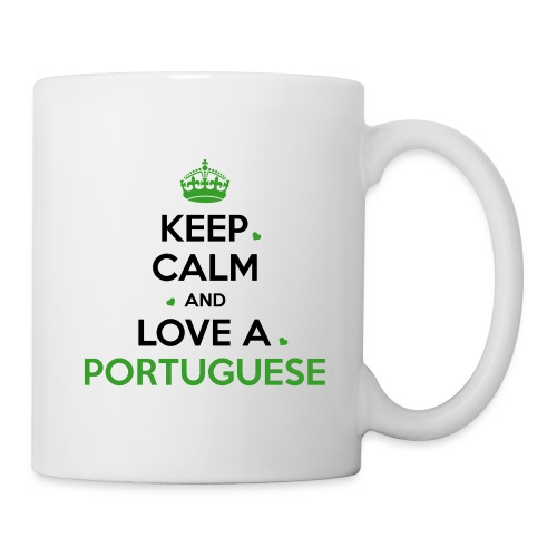 [NEW] KEEP CALM PORTUGAL - Coffee/Tea Mug