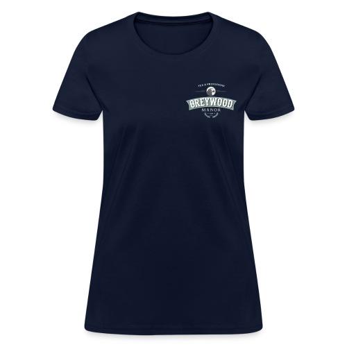 Women's Greywood Manor - Women's T-Shirt