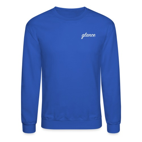 Team Glance  (mens) - Crewneck Sweatshirt