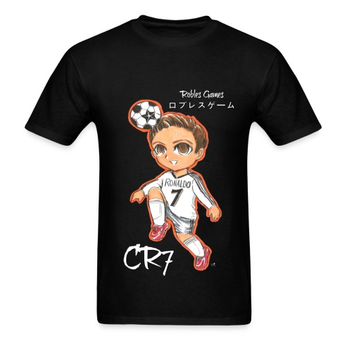 CR7 Cristiano Ronaldo Robles Games (Mens) T-Shirt - Men's T-Shirt