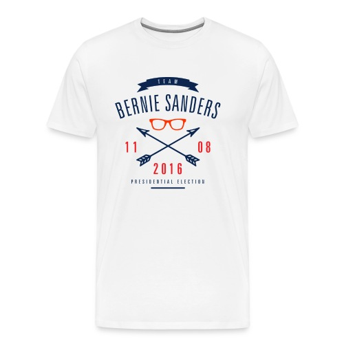 Feel The Bern Election - Men's Premium T-Shirt