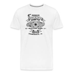 MiM T-shirt - Year 1 - Men's Premium T-Shirt