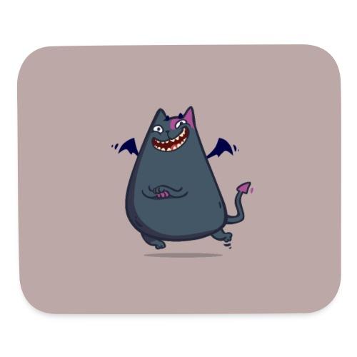 Demoncat — Friday Cat №43 - Mouse pad Horizontal