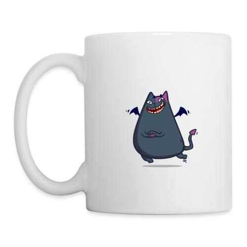 Demoncat — Friday Cat №43 - Coffee/Tea Mug