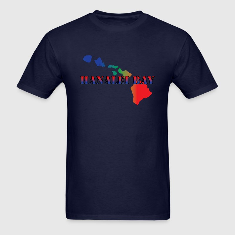hanalei bay Kauai T-Shirts - Men's T-Shirt