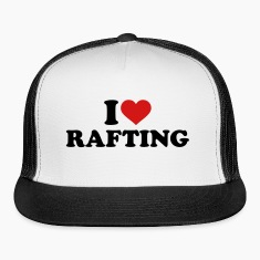 I love rafting Caps