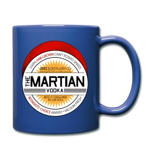 The Martian Vodka - Full Color Mug