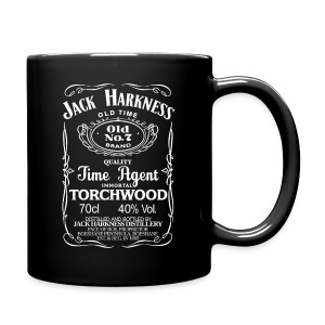 Jack Harkness - Time Agent - Full Color Mug