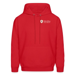 JPCatholic Hooded Sweatshirt (red) - Men's Hoodie