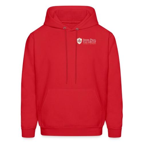 JPCatholic Hooded Sweatshirt (red) - Men's Hoodie