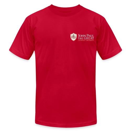 JPCatholic T-shirt (red) - Men's  Jersey T-Shirt