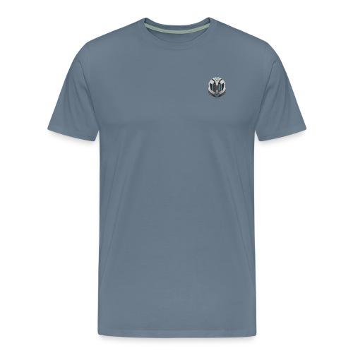 Helmet Mini-logo T-shirt - Men's Premium T-Shirt