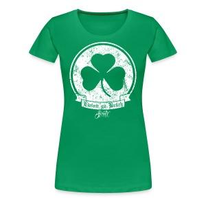 Eirinn go Brach (women) - Women's Premium T-Shirt