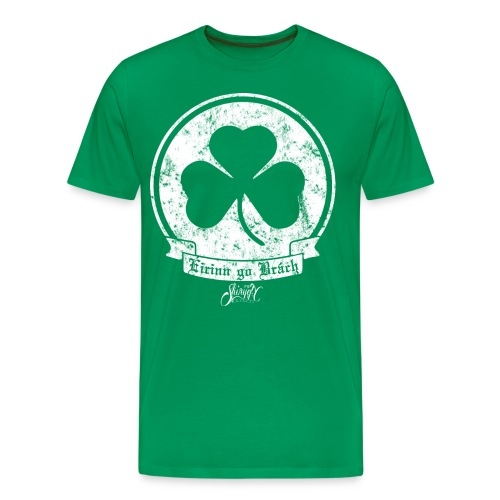 Eirinn go Brach - Men's Premium T-Shirt