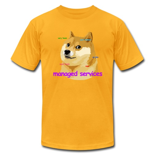 Such T-Shirt. Wow. - Men's Fine Jersey T-Shirt