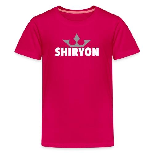 Kids Crown Logo - Kids' Premium T-Shirt