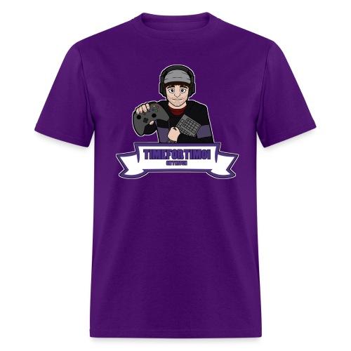 TimeForTim Official Shirt - Men - Men's T-Shirt
