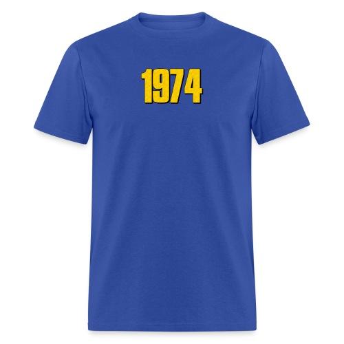 Classic 1974 - Men's T-Shirt
