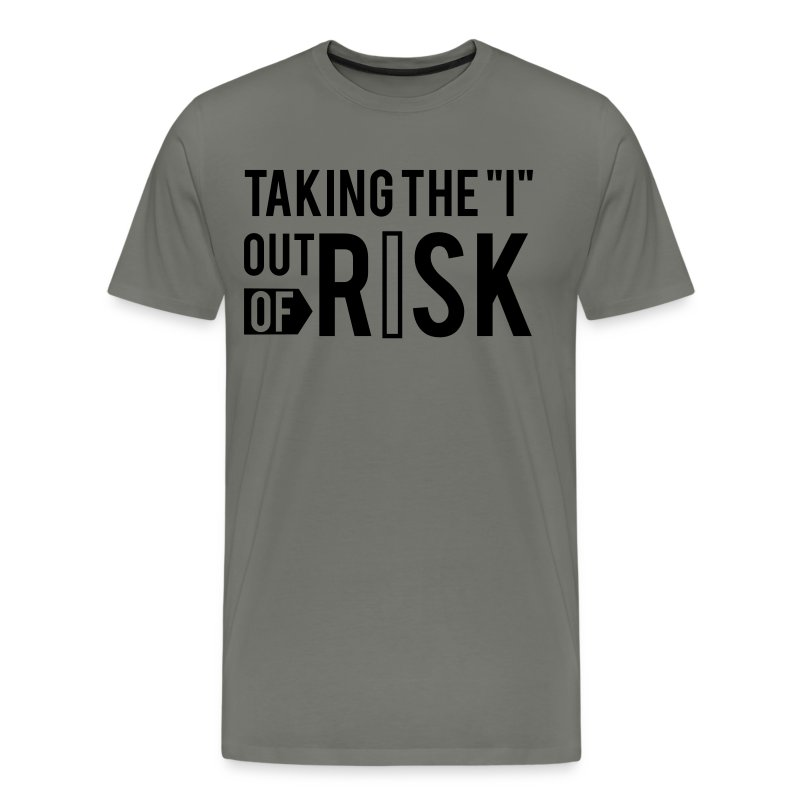 RISK Premium Tee - Men's Premium T-Shirt
