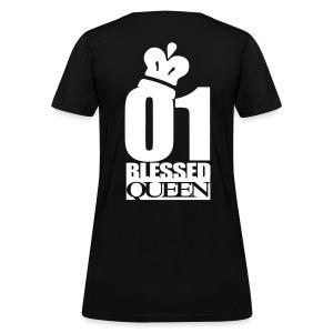 BlessedQueen - Women's T-Shirt