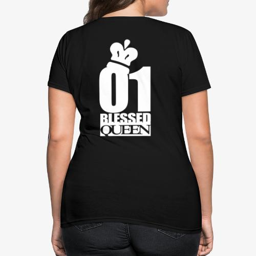 Blessed Queen - Women's T-Shirt