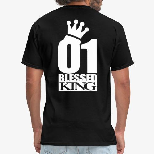 Blessed KING - Men's T-Shirt