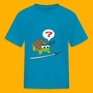 baby turtle - Kids' T-Shirt