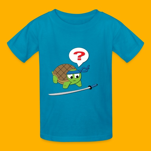 baby turtle - Kids' T-Shirt