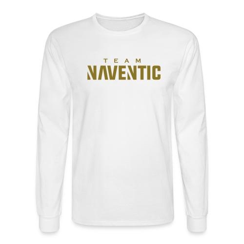 3 - Men's Long Sleeve T-Shirt