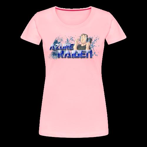 Ragey Raiden! - Women's Premium T-Shirt