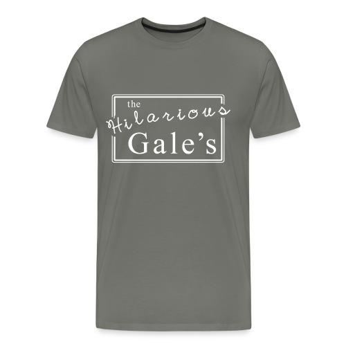 theHilariousGales Men's T-shirt - Men's Premium T-Shirt