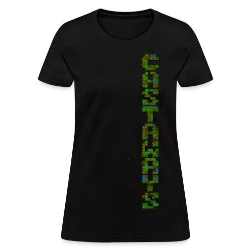 Women's black Castaways shirt - Women's T-Shirt
