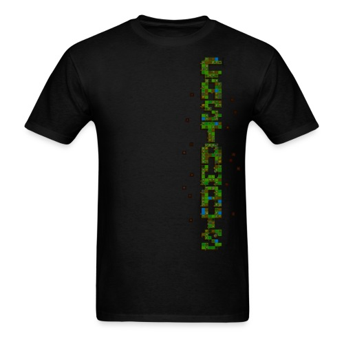 Men's black Castaways shirt - Men's T-Shirt