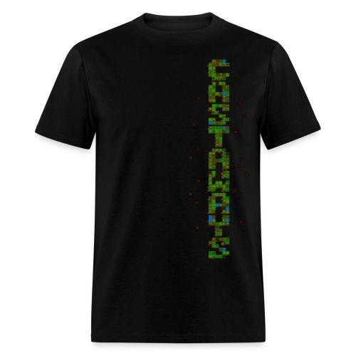 Men's black Castaways shirt - Men's T-Shirt