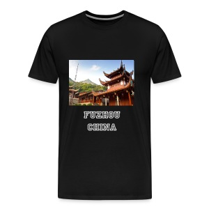 T-shirt, Fuzhou, China - Men's Premium T-Shirt
