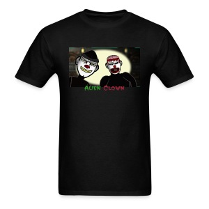 Alien Clown Animated Series Men's T - Men's T-Shirt
