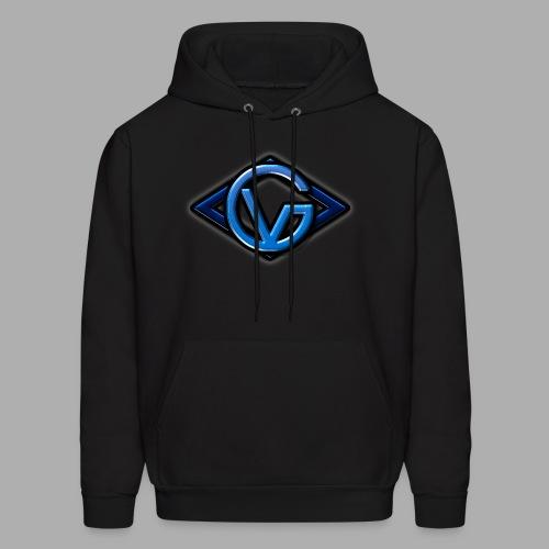 VesperGaming Hoodie (Black Alt. Logo) - Men's Hoodie