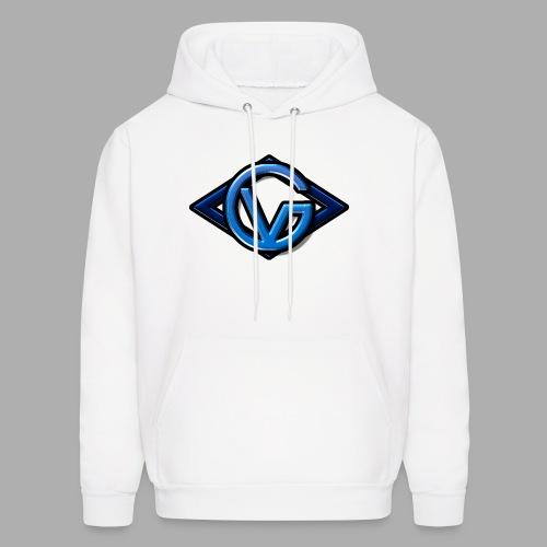 VesperGaming Hoodie (White Alt. Logo) - Men's Hoodie