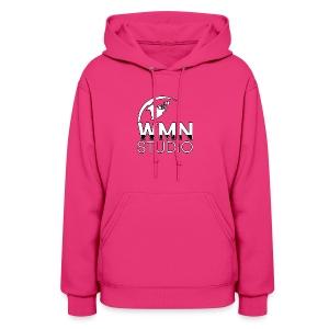 WMN Studio Globe Logo Women's Hoodie - Women's Hoodie