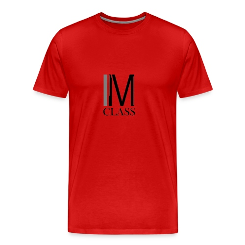 Men's T-Shirt (M Class) - Men's Premium T-Shirt